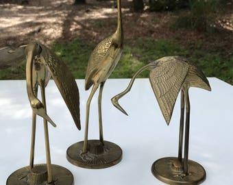 Brass Birds
