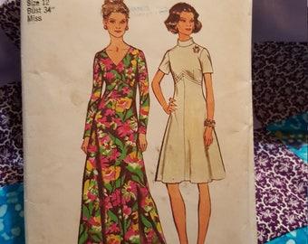 Vintage Simplicity 5850 size 12
