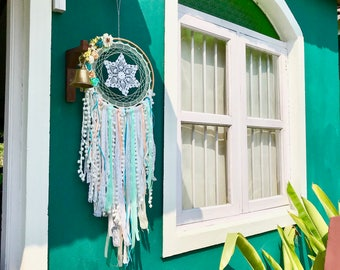One of a kind Laced Dreamcatchers