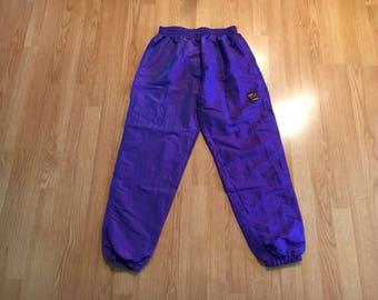 Vintage Surf Style Windpants Men's XL