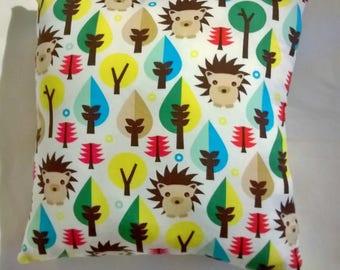 Decorative pillow for children 100% GOTS