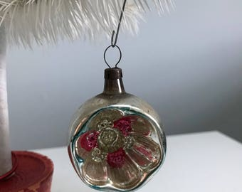 Antique Feather Tree Ornament