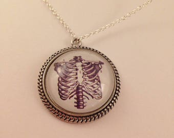 Anatomical Pendant Necklace
