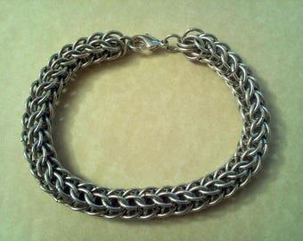 Persian bracelet - chainmail bracelet - 100 % handmade