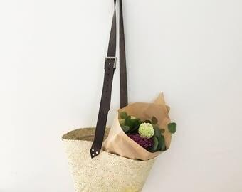 Wicker Basket- Rayan Basket- Handmade- Perfect Gift