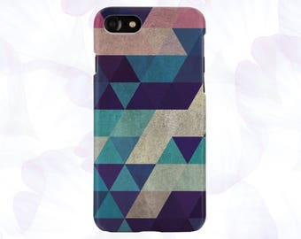 Geometry iPhone 6 Case iPhone 5 Case Triangles iPhone 7 Case iPhone SE Case iPhone 5S Case iPhone 6 Case For Samsung S7 Case iPhone 7 409