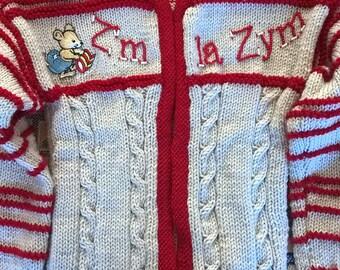 Vest girl Z'm the Zym