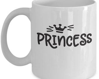For The Princess Mug
