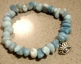 Karma Bracelet - Amazonite