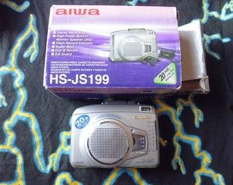 Aiwa Walkman vintage NOS in box