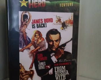 From Russia With Love  (DVD 1963 Hero 007 James Bond)