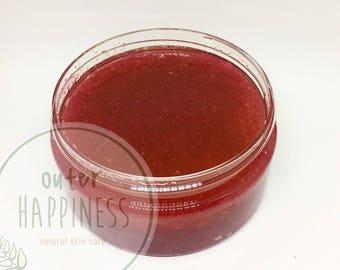 Peppermint Body Sugar Scrub