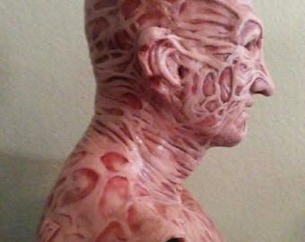 "WFX ""Vs. Inferno"" Silicone mask. Freddy Krueger"