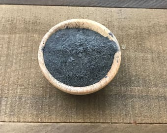 Charcoal & Clay Herbal Mask - 1 oz