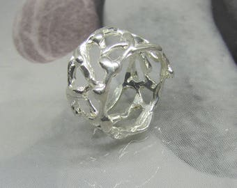 Sterling Silver ring - 925 sterling silver women jewelry