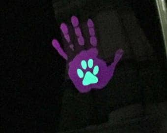 Dual-Color Paw NightWave™ for Jeepers