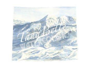 Colorado - Limited Edition Giclée Print