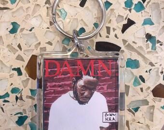 DAMN. keychains