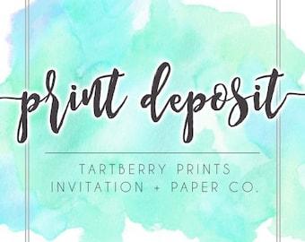 Print Deposit