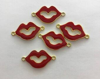 5pc lips set