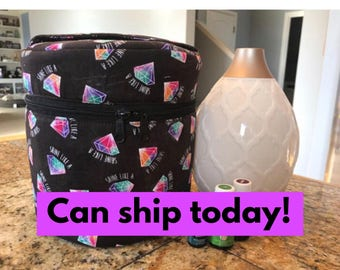 Essential Oil Diffuser Bag - Shine Like A Diamond