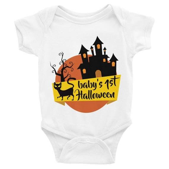 Baby's First Halloween Infant Bodysuit