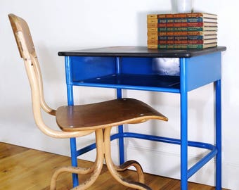 Painted Vintage Desk