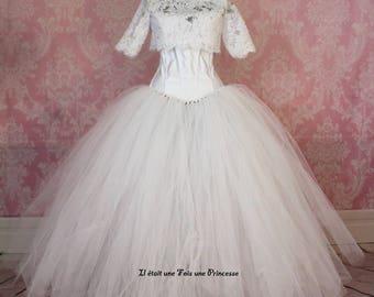 Wedding dress, tutu dress