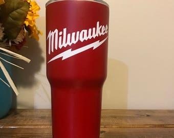 Milwaukee Stickers Etsy - Custom vinyl decals milwaukee