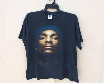 RARE Vintage Snoop Dogg Shirt / Beware Of Dogg / Hip Hop / Rap Tees / Gangsta Rap / Death Row Records / Dr Dre / Eminem