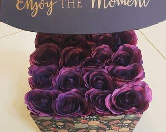 Luxury Bespoke Forever Roses Box