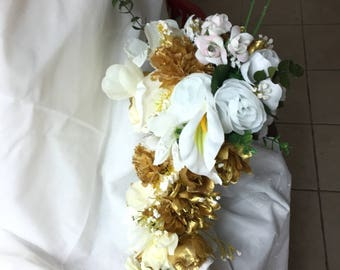 50th anniversary bouquet or for a wedding
