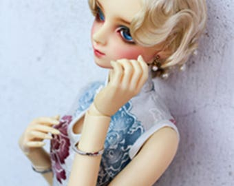 BJD Cheongsam(Qipao) 1/3 Size Doll Clothes (Limit )
