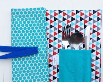 placemats, placemat work, kit lunch, gift