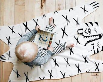 Tapis / Couverture de jeux pour les bébés