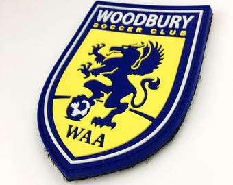 Custom pvc patches no minimum, custom 3d rubber patch, clothing rubber patches