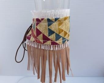Tribal Ankle Cuffs