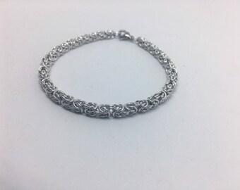 Byzantine Bracelet - 20ga