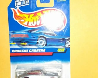 Hot Wheels Porsche Carrera #829