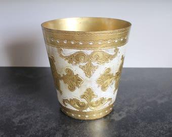Florentine Trash Can, Italian