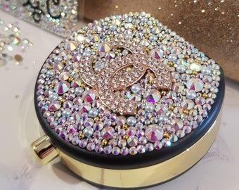 Jewel Contact lens Case