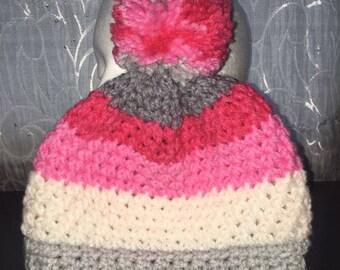 Winterberry Winter Hat