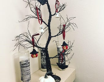 Halloween Tree Ornaments