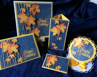 Handmade cards Birthday