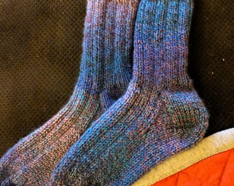 Simple Socks (made to order)