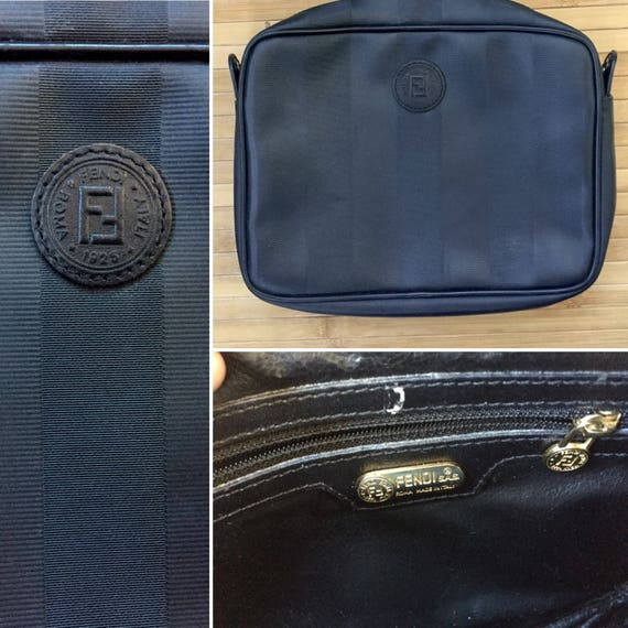 Vintage Fendi Luggage