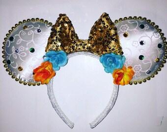 Disney Merida ears, brave ears,