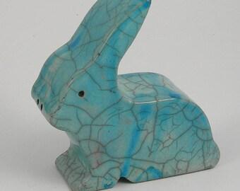 Rabbit - Torquese
