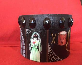 Haunted Mansion Trinket Box