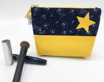 Kit star faux leather